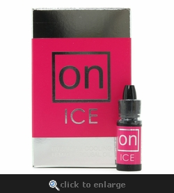 ON Ice Buzzing & Cooling Female Arousal Oil