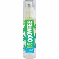OOOWEE Anal Relaxing Silicone Lubricant with Hemp Seed Oil