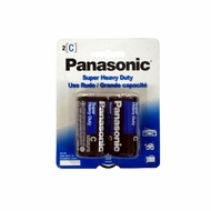Panasonic C-2 Super Heavy Duty Batteries