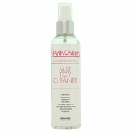 PinkCherry Toy Cleaner in 4oz/118ml
