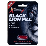 Power Xtreme Black Lion 1600mg 1ct
