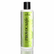 Provocatife Cannabis Oil & Pheromone Infused Shave Cream 8 oz. Bottle