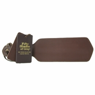 Red Room Collection Leather Paddle Fifty Shades of Grey