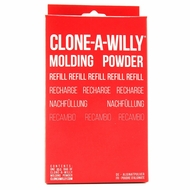 Refill Clone-A-Willy Molding Powder in 3oz