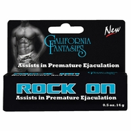 Rock On Ejaculation Control for Men .5oz