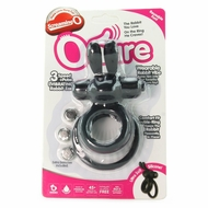 Screaming O OHare Silicone Vibrating Cock Ring
