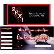 Sex! Coupons International Version
