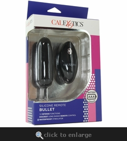 Silicone Remote Bullet Vibe
