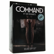 Sir Richard's Command Deluxe Cuff Set
