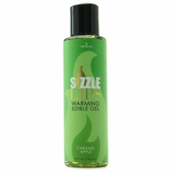 Sizzle Lips Massage Gel