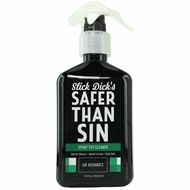 Slick Dick's Safer Than Sin Toy Cleaner