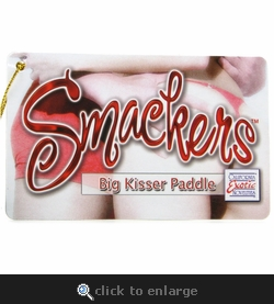 Smackers Big Kisser Paddle
