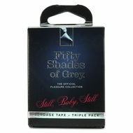 Still Baby Still Bondage Tape Triple Pack Fifty Shades of Grey