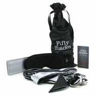 Submit to Me Beginners Bondage Kit Fifty Shades of Grey|