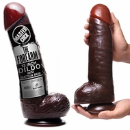 The Forearm 13 inch Dildo with Suction Cup