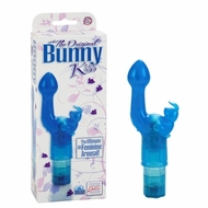 The Original Bunny Kiss G Spot Vibe w/ Clitoral Stimulator