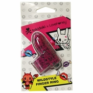 Tokidoki Wildstyle Finger Vibe Ring
