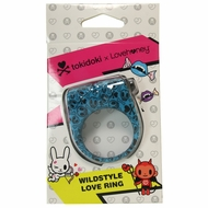 Tokidoki Wildstyle Silicone Love Ring