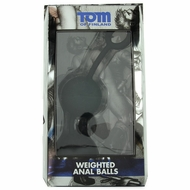 Tom of Finland Weighted Anal Balls