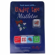 Under the Mistletoe Dice