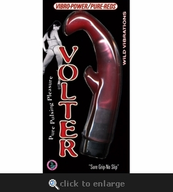 Volter Red Jelly Vibrator