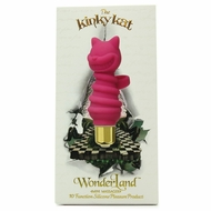 WonderLand The Kinky Kat Mini Massager Vibe