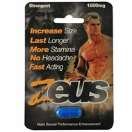 Zeus Male Supplement 1pk