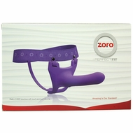 Zoro Silicone Strap-On Set