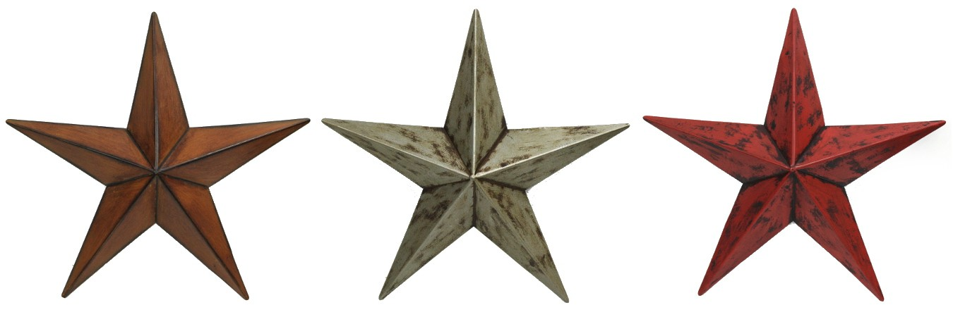 Vintage Star Wall Decor : Texas home decor stores share the knownledge