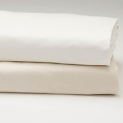 Coyuchi 300 Percale Fitted Sheet