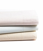 Coyuchi Organic Cotton Refined Check Sheet Set