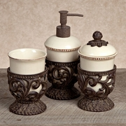 GG Collection Vanity Containers (3 piece)
