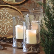 GG Heritage Candle Holders
