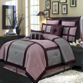 Morgan Luxury 8-Piece Comforter Set