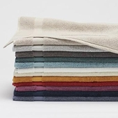 Coyuchi Organic Cotton Bath Mat