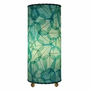Teal Banyan Lamp
