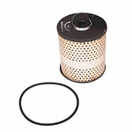 1) Oil filter element, drop in type (c-3 small civilian type filter) 1953-71 Willys Jeep CJ-3B, CJ-5, CJ-6