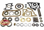 """1) Overhaul repair kit with 1-1/4 """" intermediate shaft, use with Dana Spicer 18 transfer case"""