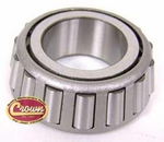 11) Rear output shaft outer bearing for 1972-79 Jeeps with model 20 transfer case