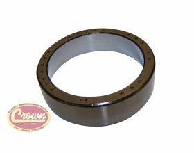 12) Rear output shaft outer bearing cup for 1972-79 Jeeps with model 20 transfer case