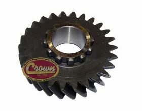 13) Output shaft gear for 1972-79 Jeeps wih model 20 transfer case, (mark 18-8-44) 26 teeth count