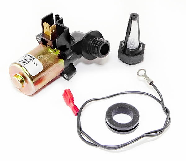 OMIX [ 8121404K ] Windshield washer pump & filter kit, 1972-86 Jeep CJ