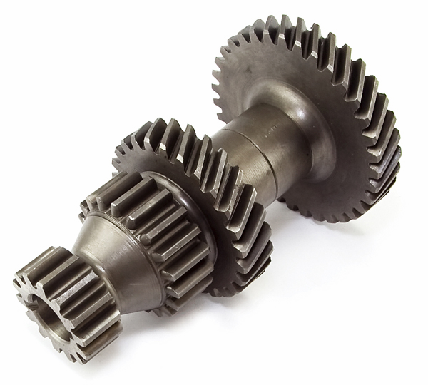 Crown [ 643702 ] transmission countershaft cluster gear fits 1966-71 jeep & willys with t-90 transmission  35-26-19-14