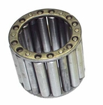 """20) Bearing, caged rollers, 1-1/8 """" intermediate shaft ( 2 needed ), use with Dana Spicer 18 transfer case"""