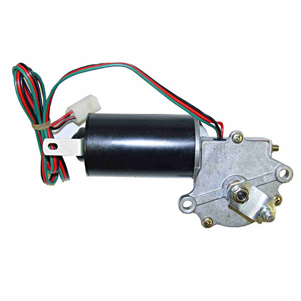 Crown [ 989935 ] Windshield wiper motor, bottom mount, 1968-75 Jeep CJ