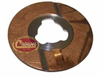"""22) Thrust washer, 3/4"""" intermediate shaft, use with Dana Spicer 18 transfer case"""