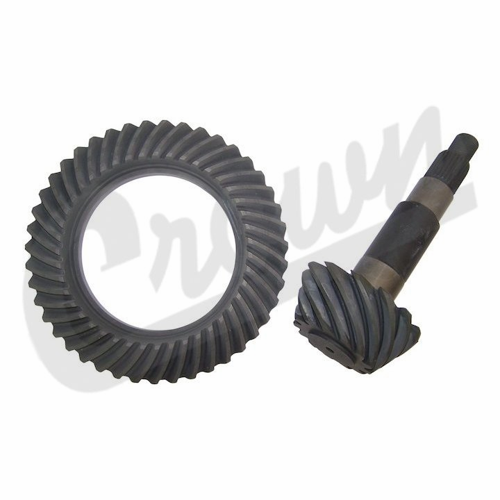 3.31 Ratio Ring & Pinion Set, fits 1976-86 Jeep CJ with AMC Model 20 Axle