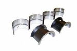 34) Bearing, main set .040 under size, F-134 Hurricane, 1953-71 Willys Jeep CJ-3B, CJ-5, CJ-6
