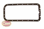 41) Gasket, oil pan, F-134 Hurricane, 1953-71 Willys Jeep CJ-3B, CJ-5, CJ-6