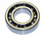 5) Ball bearing, front output clutch shaft, use with Dana Spicer 18 transfer case